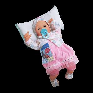 Muñeco Bebé Glotoncito